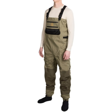 Pro Line Breathable Chest Waders- Stockingfoot (For Men)