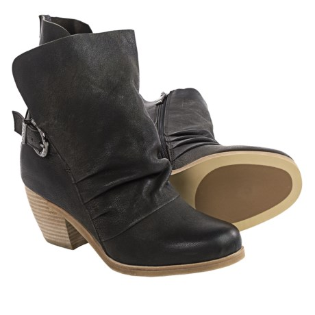 Antelope 674 Slouch Ankle Boots - Leather (For Women)
