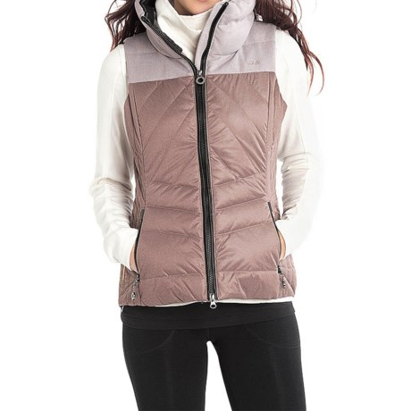 Lole Brooklyn Down Vest - Waterproof, 500 Fill Power (For Women)