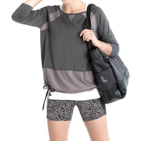 Lole Zellie Shirt - UPF 50+, 3/4 Sleeve (For Women)