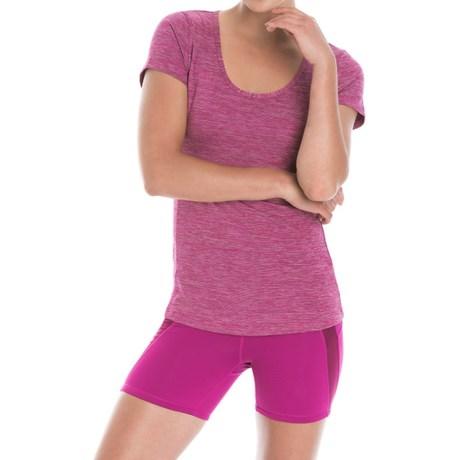 Lole Karen Twist Back Shirt - UPF 50+, Short Sleeve (For Women)