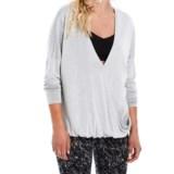 Lole Abella Shirt - Lenzing Modal®, Long Sleeve (For Women)