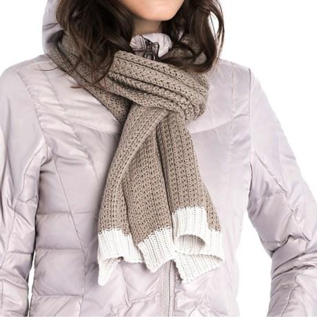 Lole Cotton Knitwear Scarf (For Women)