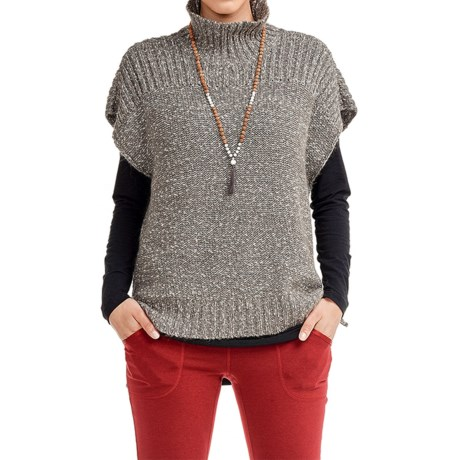 Lole Tosia Tunic Sweater - Sleeveless (For Women)