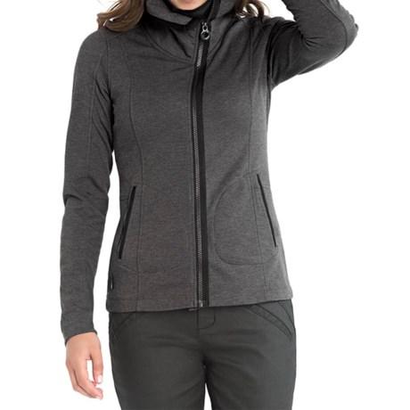 Lole Essence Cardigan Sweater - Full Zip (For Women)