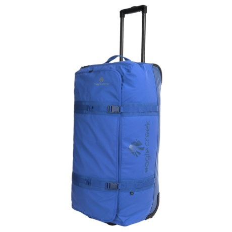 Eagle Creek No Matter What Flatbed Rolling Duffel Bag - 32""