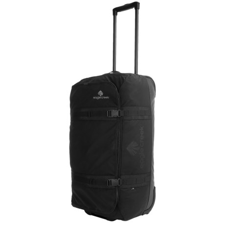 Eagle Creek No Matter What Flatbed Rolling Duffel Bag - 28""