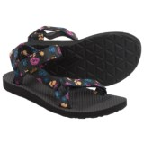 Teva Original Universal Floral Sport Sandals (For Women)