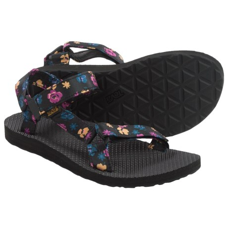 Teva Original Universal Floral Sport Sandals (For Women)