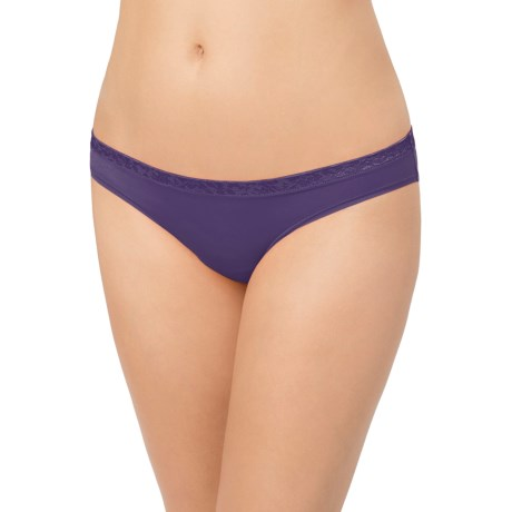 Le Mystere Safari Smoother Bikini Panties - Microfiber (For Women)