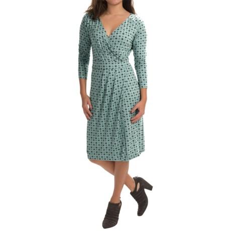 Pendleton Mimi Knit Dress - 3/4 Sleeve (For Women)