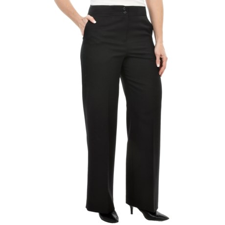 Pendleton Seasonless Wool Chic Street Pants (For Women)