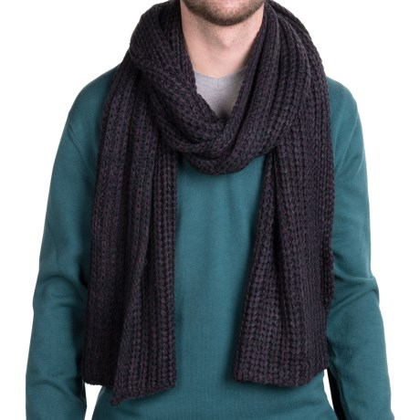 Hipster Chunky Knit Scarf (For Men and Women)