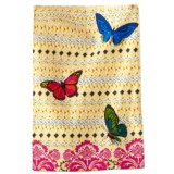Tag Printed Cotton Dish Towel
