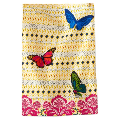 Tag Printed Cotton Dish Towel