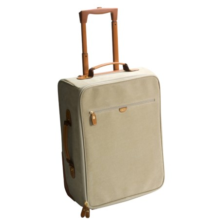 """Bric's Carry-On Trolley Luggage Bag - 21"""""""