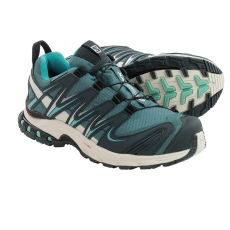 Salomon XA Pro 3D Climashield® Trail Running Shoes - Waterproof (For Women)