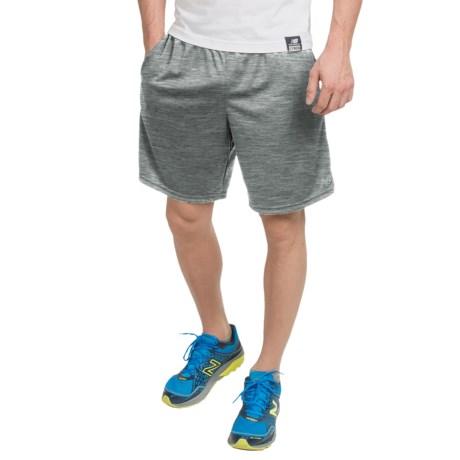 "New Balance High-Performance Knit Shorts - 9"" (For Men)"