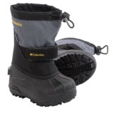 Columbia Sportswear Powderbug Plus II Snow Boots - Waterproof, Insulated (For Toddlers)