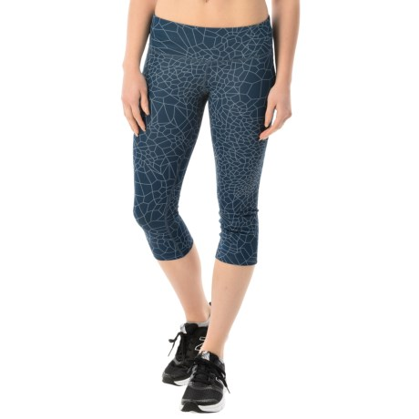 New Balance Printed Capris (For Women)