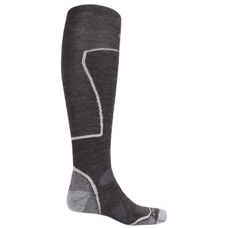 SmartWool PhD Ski Socks - Merino Wool, Over the Calf (For Men and Women)