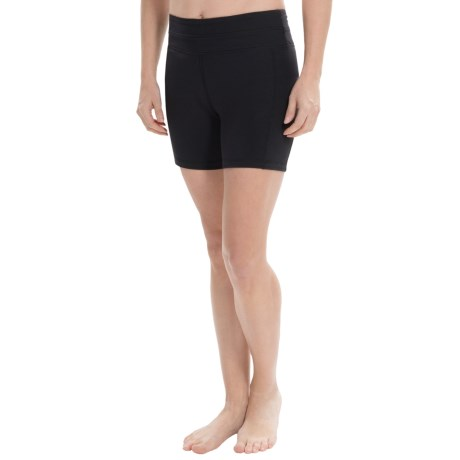 MSP by Miraclesuit Core-Control Shorts - Back Zip Pocket (For Women)