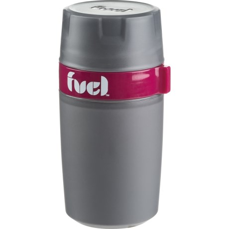 Fuel Double-Wall Food and Beverage Container - 12 oz.