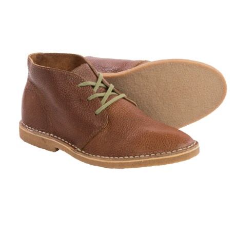 SeaVees Seavees 12/67 Leather Chukka Boots (For Men)
