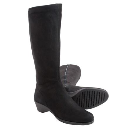 The Flexx Night Walker Tall Boots - Nubuck (For Women)