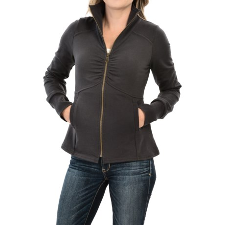 XCVI French Terry Ballet Jacket (For Women)