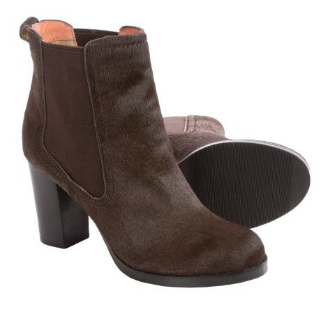 Tommy Bahama Lummi Stacked Heel Boots (For Women)