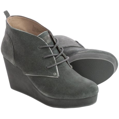 Tommy Bahama Kaja Lace Wedge Ankle Boots (For Women)
