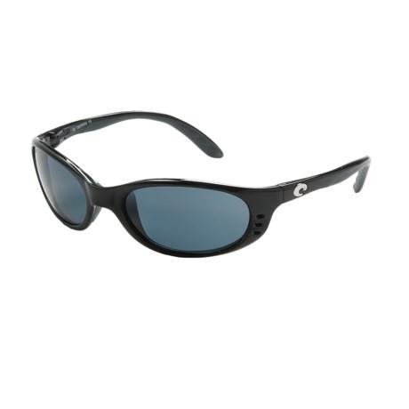 Costa Stringer Sunglasses - Polarized 580P Lenses