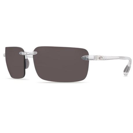 Costa Cayan Sunglasses - Polarized 580P Lenses