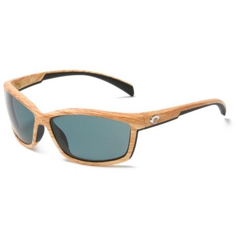 Costa Manta Sunglasses - Polarized 580P Lenses