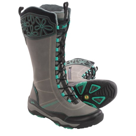Jambu Highline Snow Boots - Waterproof, Leather (For Women)