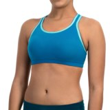 New Balance Smooth Operator Sports Bra - High Impact (For Women)