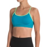 New Balance Tenderly Obsessive Sports Bra - High Impact (For Women)
