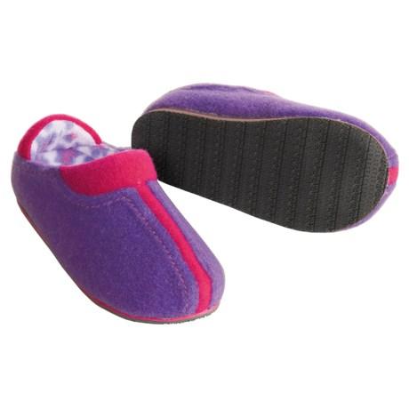 Acorn Jellybean Slippers (For Kids)