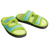 Acorn Sunkick Sandals (For Kids)