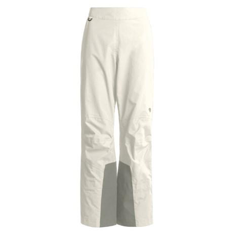 Mountain Hardwear Illusion Pants - Waterproof (For Women)