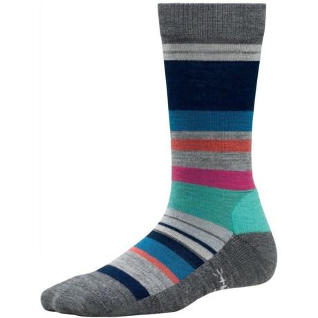SmartWool Saturnsphere Socks - Merino Wool, Crew (For Women)