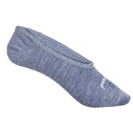 SmartWool l Hide & Seek Garden No-Show Socks - Merino Wool, Below the Ankle (For Women)
