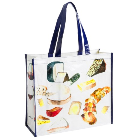 KAF Home Masha Reusable Shopping Tote Bag