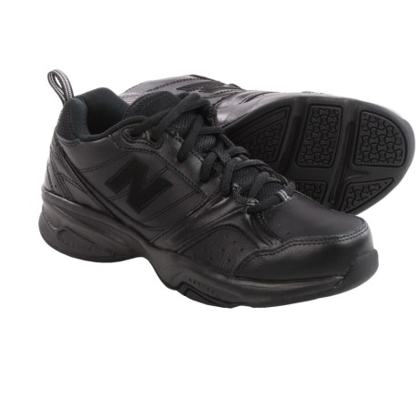 New Balance 623 Classic Cross Training Shoes - Leather (For Women)