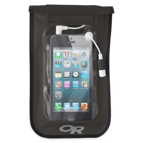 Outdoor ResearchSensorDryPocketfor Smartphone- Large