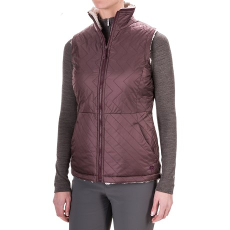Mountain Hardwear Switch Flip Reversible Vest (For Women)