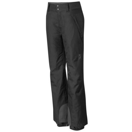 Mountain Hardwear Follow Me Ski Pants - Waterproof, Insulated (For Women)