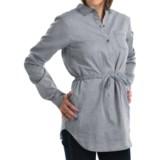 Mountain Hardwear Heralake Tunic Shirt - Long Sleeve (For Women)