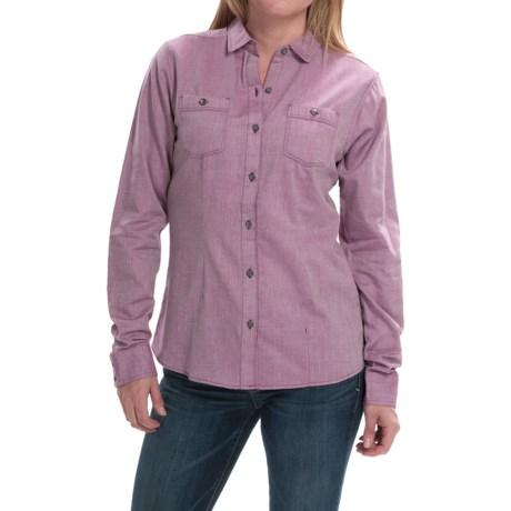 Mountain Hardwear Heralake Shirt - Long Sleeve (For Women)